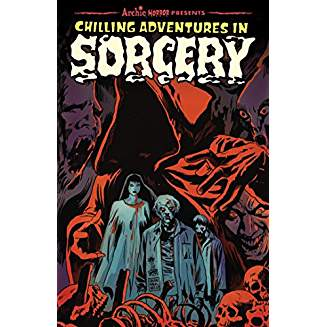 CHILLING ADVENTURES IN SORCERY TP