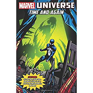 MARVEL UNIVERSE TP TIME AND AGAIN