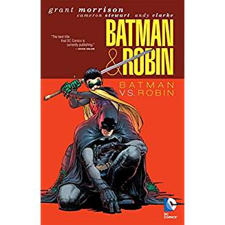 Batman & Robin, Vol. 2 Batman vs. Robin