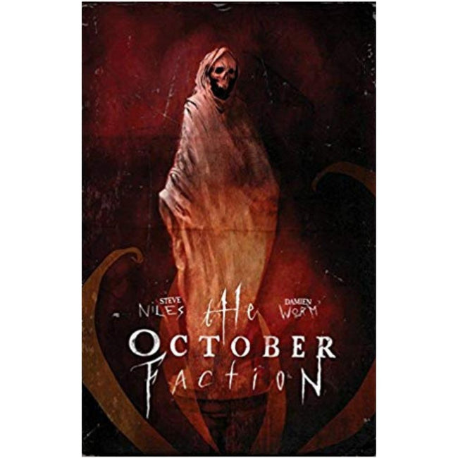 OCTOBER FACTION TP VOL 03