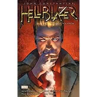 John Constantine, Hellblazer, Vol. 2: The Devil You Know