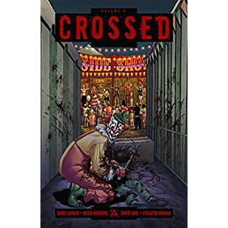 CROSSED TP VOL 05
