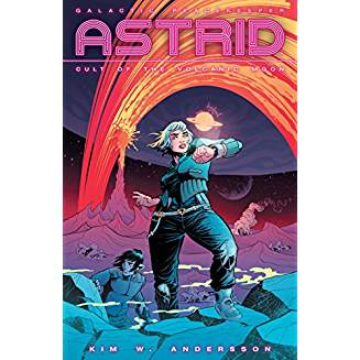 ASTRID TP VOL 01 CULT OF VOLCANIC MOON