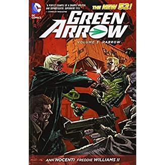 Green Arrow Vol. 3 Harrow