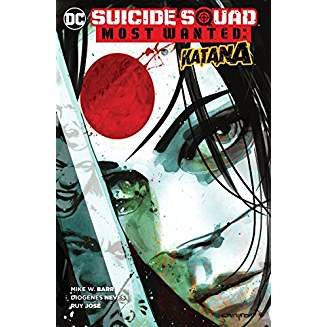 Suicide Squad Most Wanted Katana