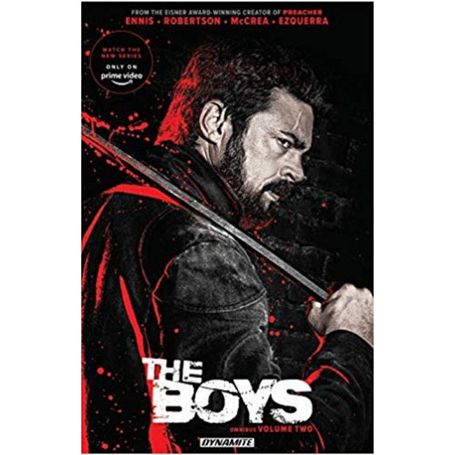 THE BOYS OMNIBUS TP VOL 02 PHOTO COVER