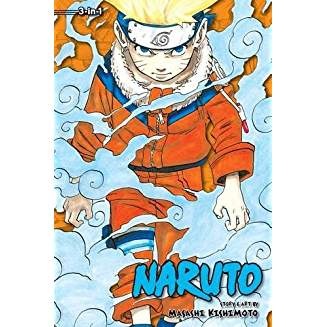 NARUTO 3IN1 TP VOL 01