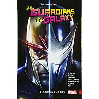 ALL NEW GUARDIANS OF THE GALAXY TP VOL 02 RIDERS IN THE SKY