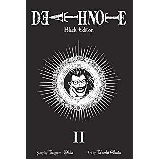 DEATH NOTE BLACK ED TP VOL 02
