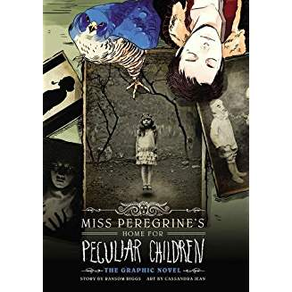 MISS PEREGRINE'S HOME FOR PECULIAR CHILDREN GN