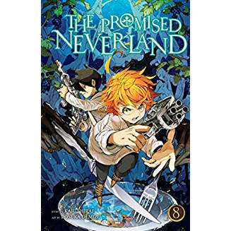 THE PROMISED NEVERLAND GN VOL 08