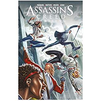 ASSASSIN'S CREED VOL 2 UPRISING : INFLICTION POINT
