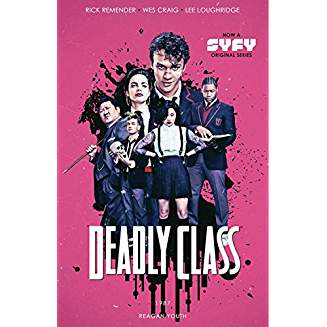 DEADLY CLASS MEDIA TIE-IN VOL 01