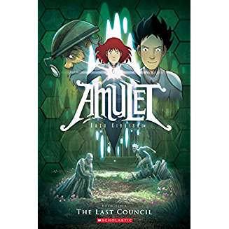 AMULET VOL 4 THE LAST COUNCIL