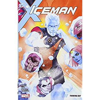 ICEMAN TP VOL 01 THAWING OUT