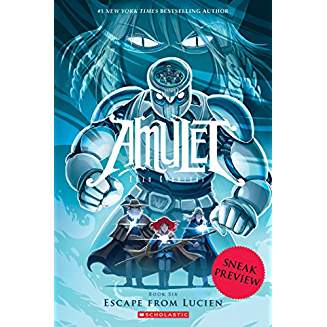 AMULET VOL 6 ESCAPE FROM LUCIEN