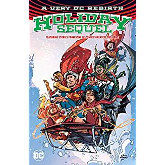 A VERY DC REBIRTH HOLIDAY SEQUEL TP