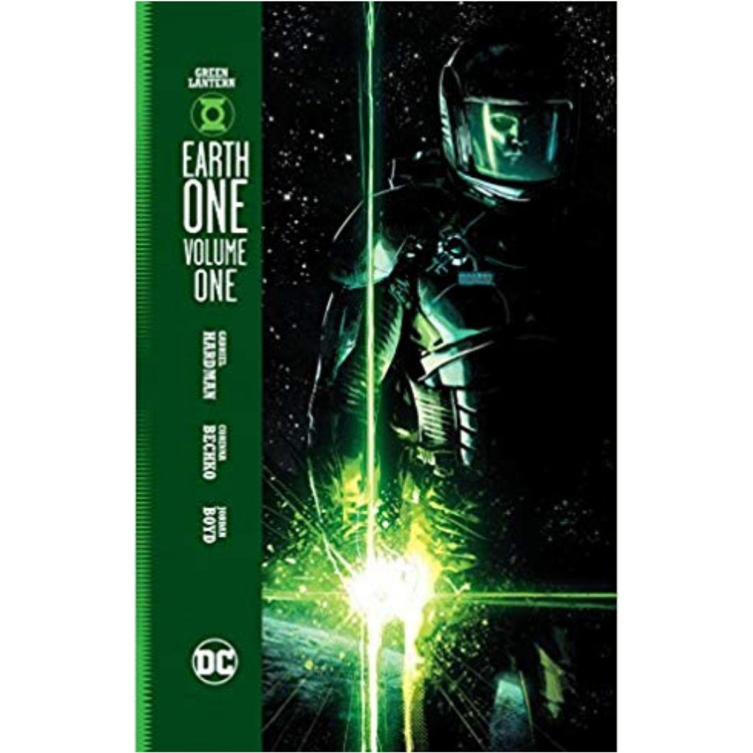 GREEN LANTERN EARTH ONE HC VOL 01