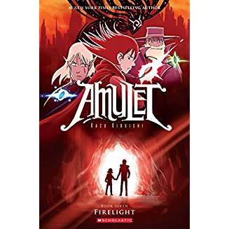 AMULET VOL 7 FIRELIGHT