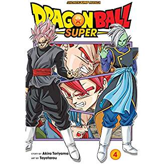 DRAGON BALL SUPER GN VOL 04