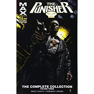 PUNISHER MAX TP COMPLETE COLLECTION VOL 03