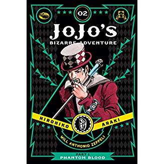 JOJOS BIZARRE ADV 1 PHANTOM BLOOD HC VOL 02