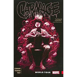 CARNAGE TP VOL 02 WORLD TOUR