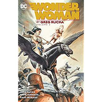 WONDER WOMAN BY GREG RUCKA TP VOL 02