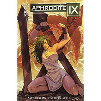 APHRODITE IX REBIRTH TP VOL 02