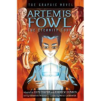ARTEMIS FOWL GN VOL 03 THE ETERNITY CODE
