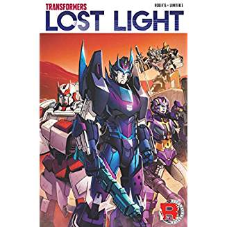 TRANSFORMERS LOST LIGHT TP VOL 01