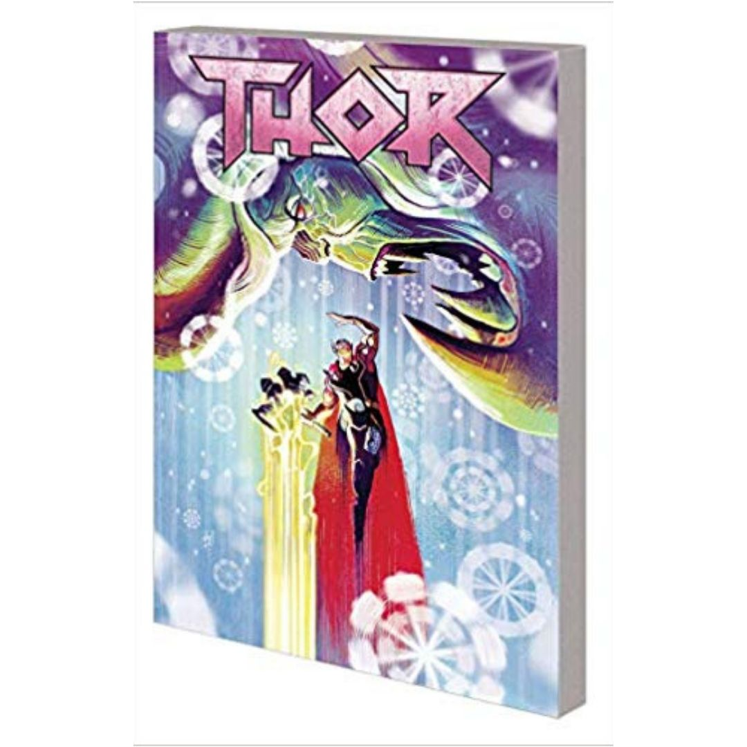 THOR TP VOL 02 ROAD TO WAR OF THE REALMS