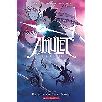 AMULET VOL 5 PRINCE OF THE ELVES