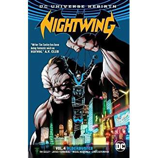 Nightwing Vol. 4: Blockbuster