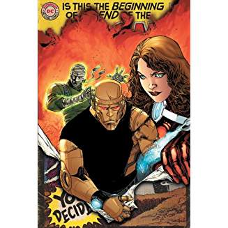 Doom Patrol Vol. 1: We Who Are About to Die