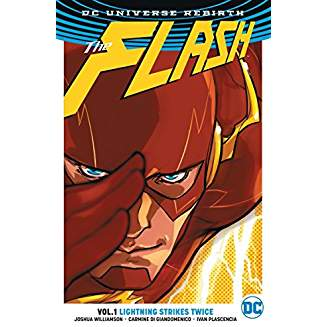 Flash Vol. 1: Lightning Strikes Twice