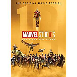 MARVEL STUDIOS : THE FIRST 10 YEARS