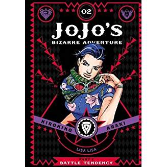 JOJOS BIZARRE ADV 2 BATTLE TENDENCY HC VOL 02