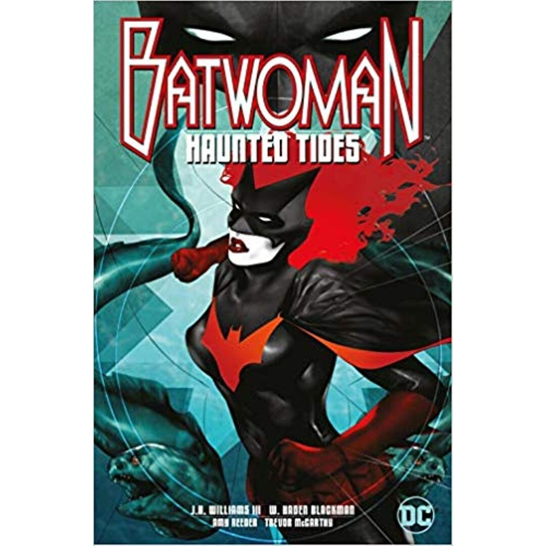 BATWOMAN HAUNTED TIDES