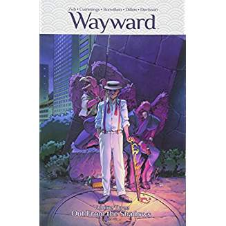WAYWARD TP VOL 03 OUT FROM THE SHADOWS