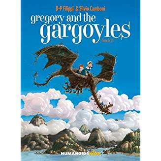 Gregory and the Gargoyles Vol 3 HC