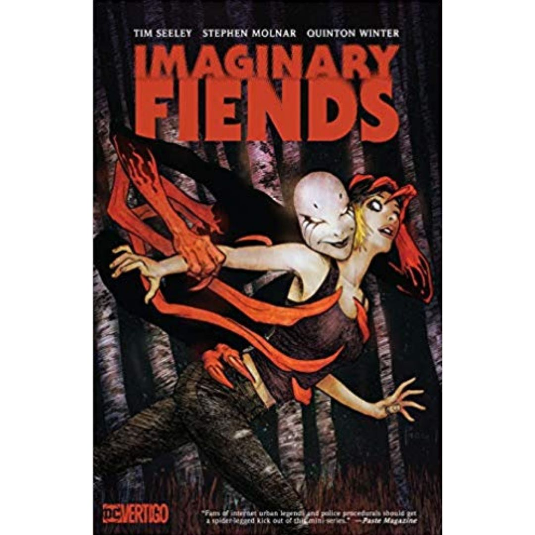 IMAGINARY FIENDS TP
