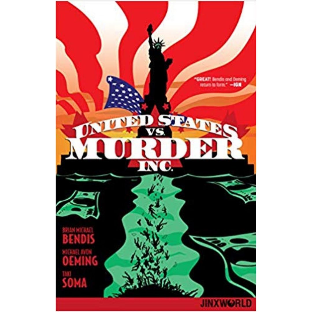 UNITED STATES VS MURDER INC TP VOL 01