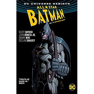 All Star Batman Vol. 1: My Own Worst Enemy HC