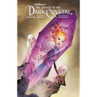 JIM HENSON POWER OF DARK CRYSTAL HC VOL 03