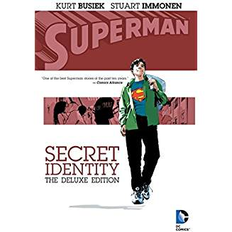Superman: Secret Identity Deluxe Edition HC