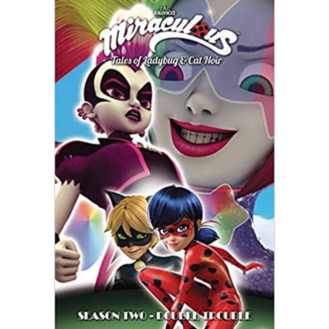 MIRACULOUS TALES OF LADYBUG AND CAT NOIR TP S2 VOL 9 DOUBLE TROUBLE