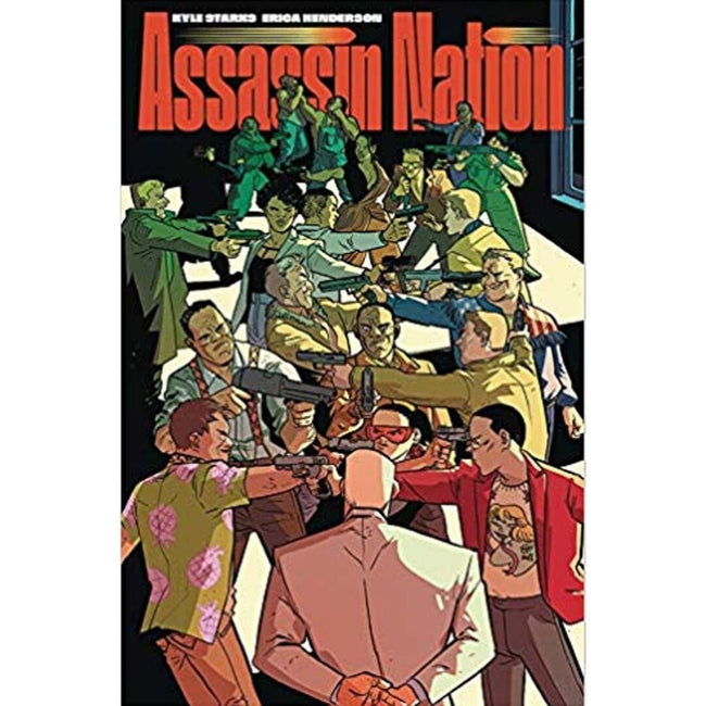Assassin Nation Volume 1