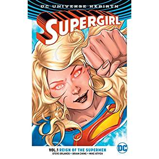 Supergirl Vol. 1 (Rebirth)