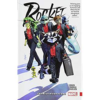 ROCKET TP VOL 01 BLUE RIVER SCORE